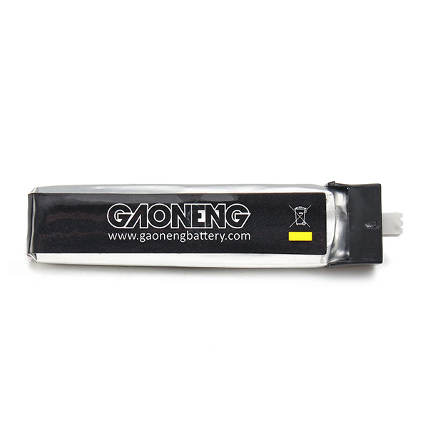 GAONENG 3.7V 210mAh 30C/60C Lipo Battery for Blade Nano QX CPX and Tiny Whoop