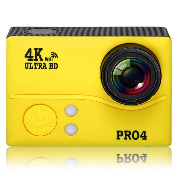 PRO4 4K WIFI Actioncamera 2 inch LCD Ultra Hd 1080P Sport Video Waterproof Camera