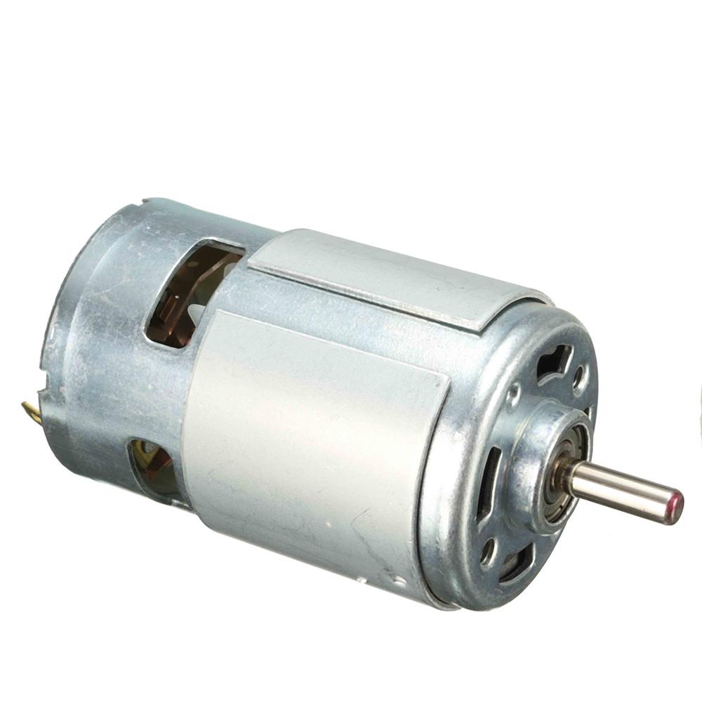 DC 12V 150W 13000rpm Micro DC Motor 5mm Shaft Motor 775 Motor