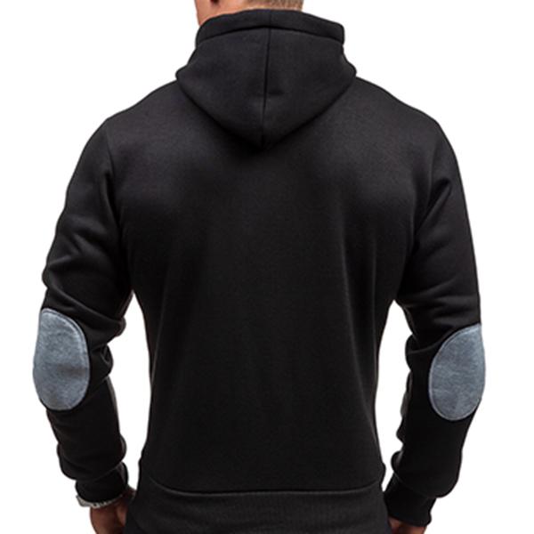 Casual Cardigan Hoodie Coat Long Sleeve Hoodies