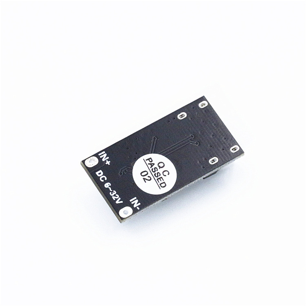 Lantianrc 12V-24V To 5V DC Buck Power Module Support QC3.0 Quick Charge For RC FPV Racing Drone - Photo: 4
