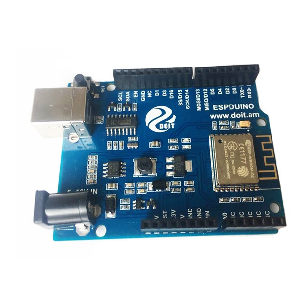 ESPDuino Development Board ESP-13 UNO R3 With Wifi From ESP8266