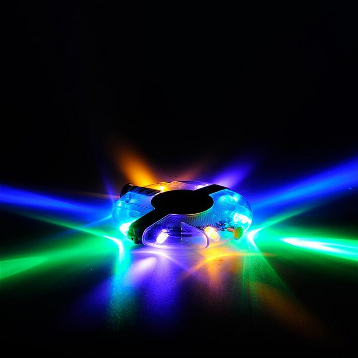 BIKIGHT 3 Modes Colorful Flashing Bicycle Bike Cycling Tyre Wheel Spoke 8 LED Light Lamp
