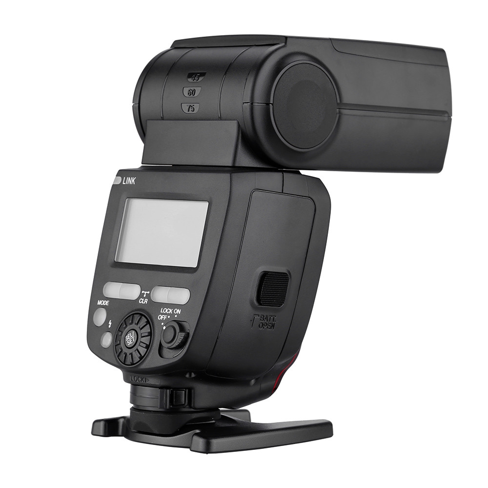 YONGNUO YN685C GN60 2.4G ETTL HSS Wireless Flash Speedlite with Slave for Canon