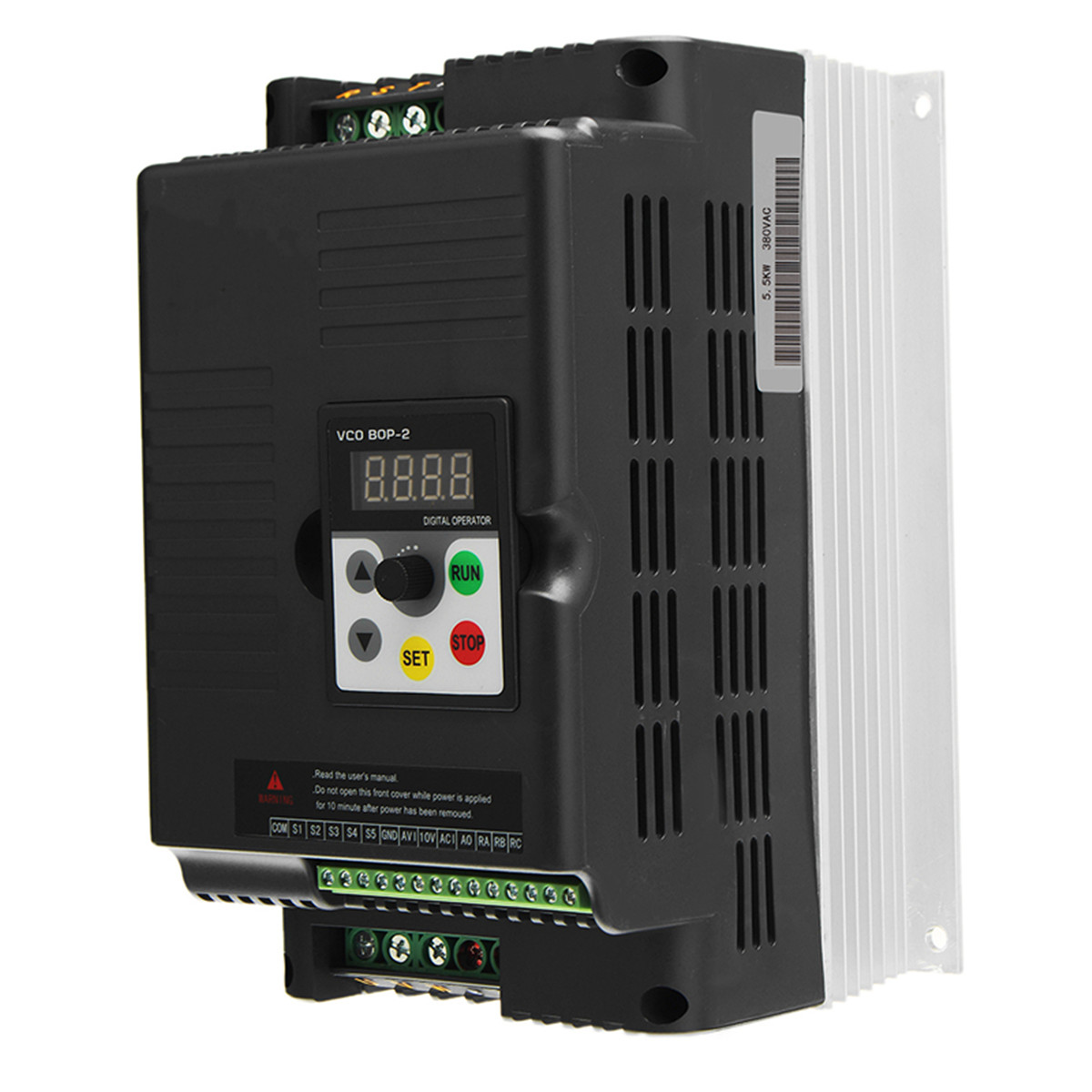 Static Inverter Drive : Original kw v phase in out variable