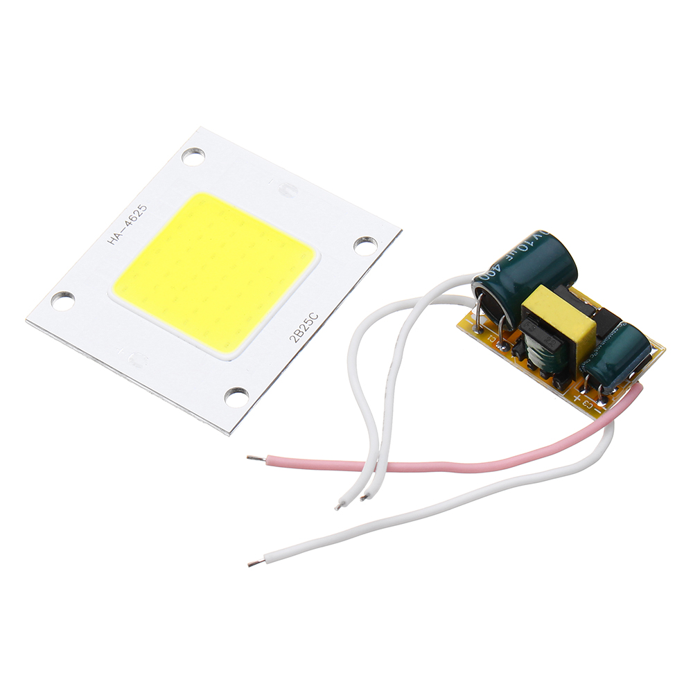 AC90-240V 20W 30W DIY LED Chip Board Panel Bead with LED Power Supply Driver Transformer