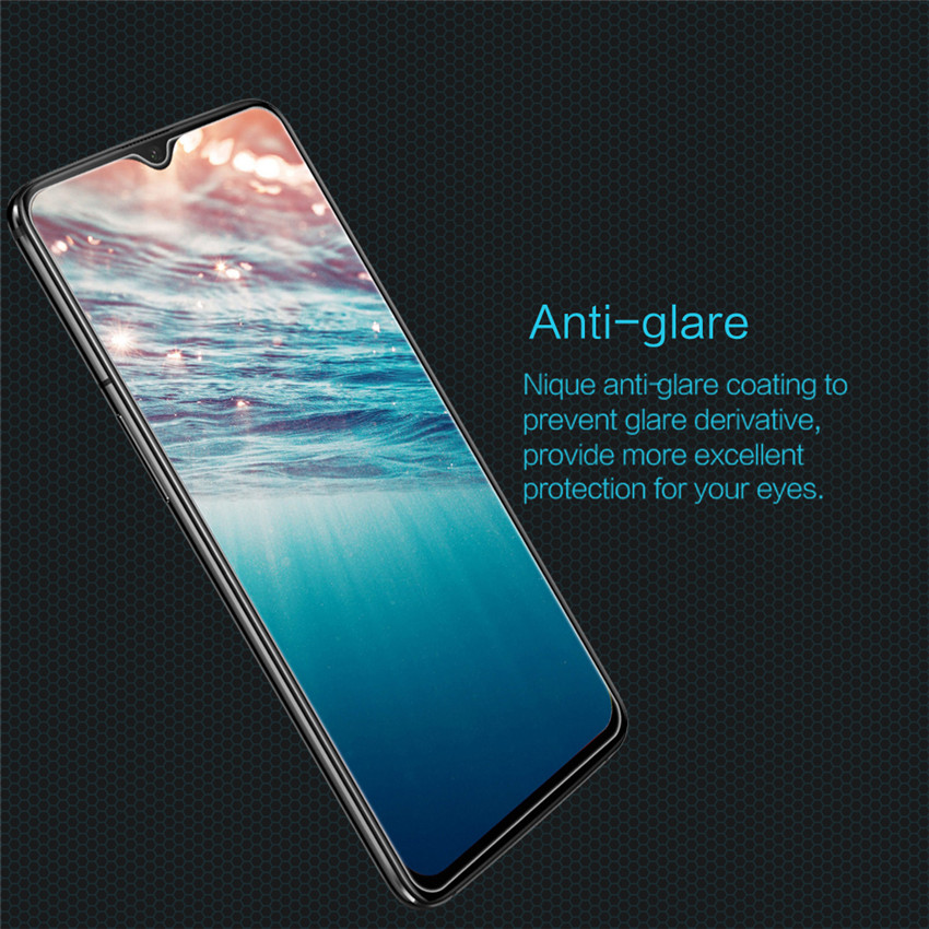 NILLKIN Anti-explosion Tempered Glass Screen Protector + Lens Protective Film for OnePlus 6T