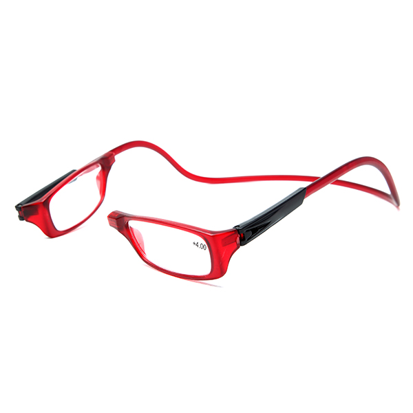 Men Women Adjustable Hanging Neck Reading Glasses
