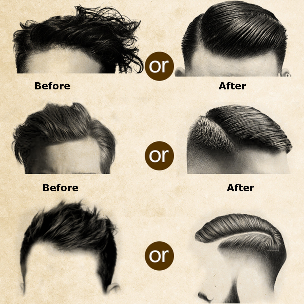 Hair Wax Men Women Styling Maker Tools