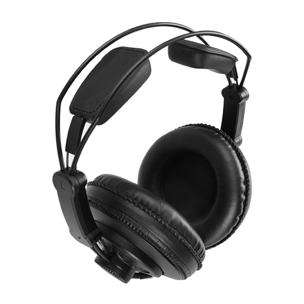 Superlux HD668B Professional Semi-open Dynamic Headbrand Studio Standard Headphone For DJ Music