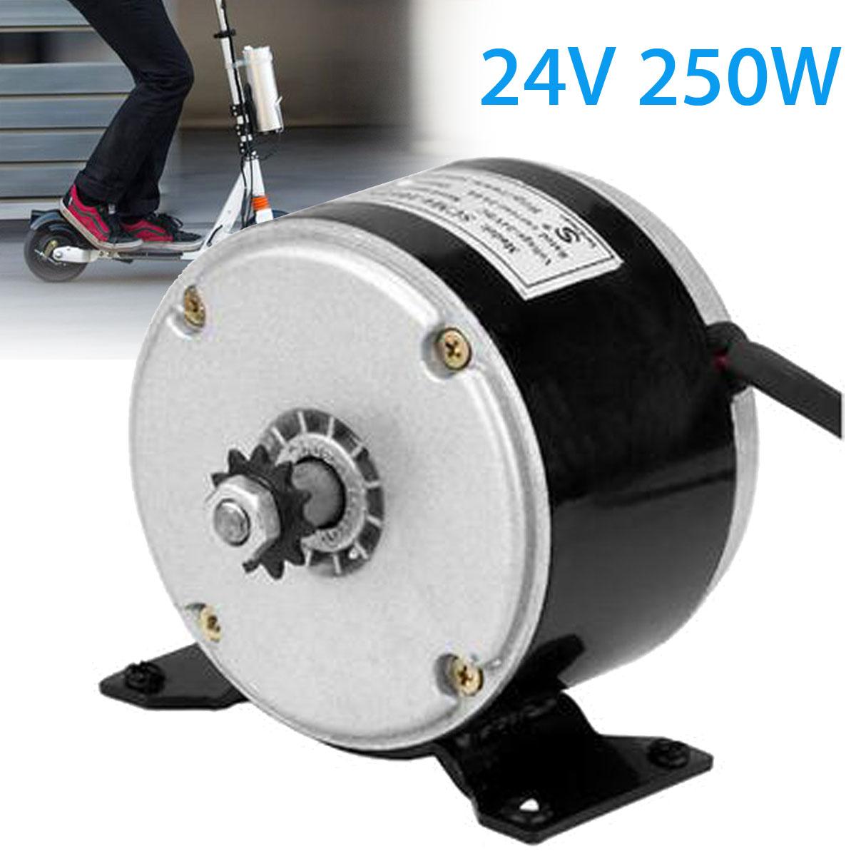 DC 24V 250W Permanent Magnet Motor Generator Wind Turbine Micro Motor