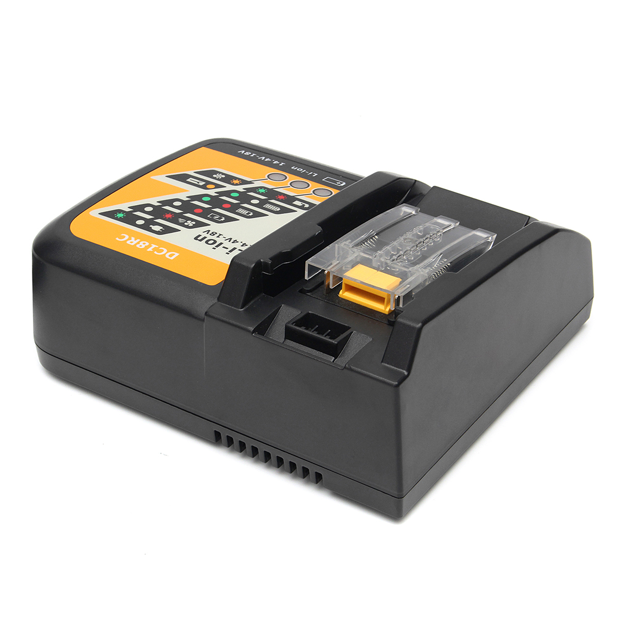 230V AC Lithium Ion Battery Charger Rapid Charging For Makita BL1830 BL1840 BL185