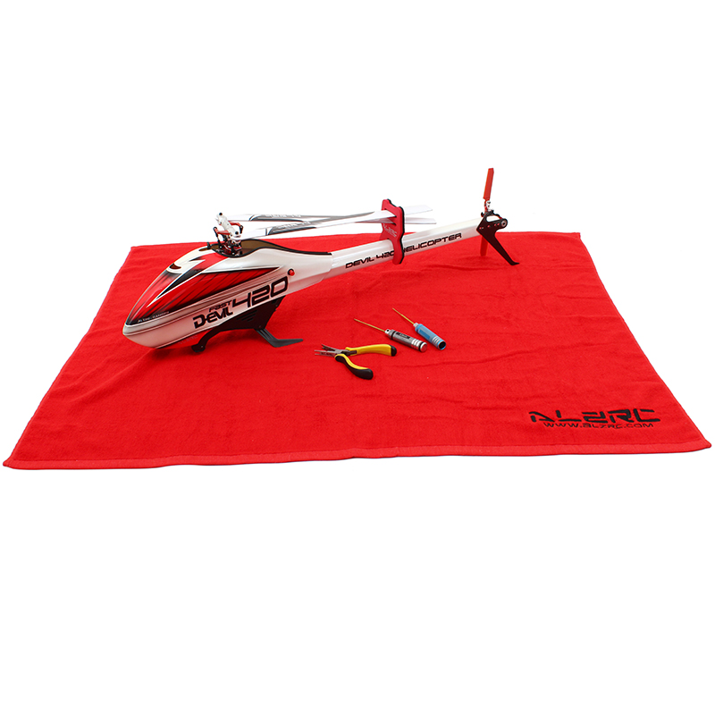 ALZRC Helicopter Parts Build Towel Maintenance Tablecloth For RC Model