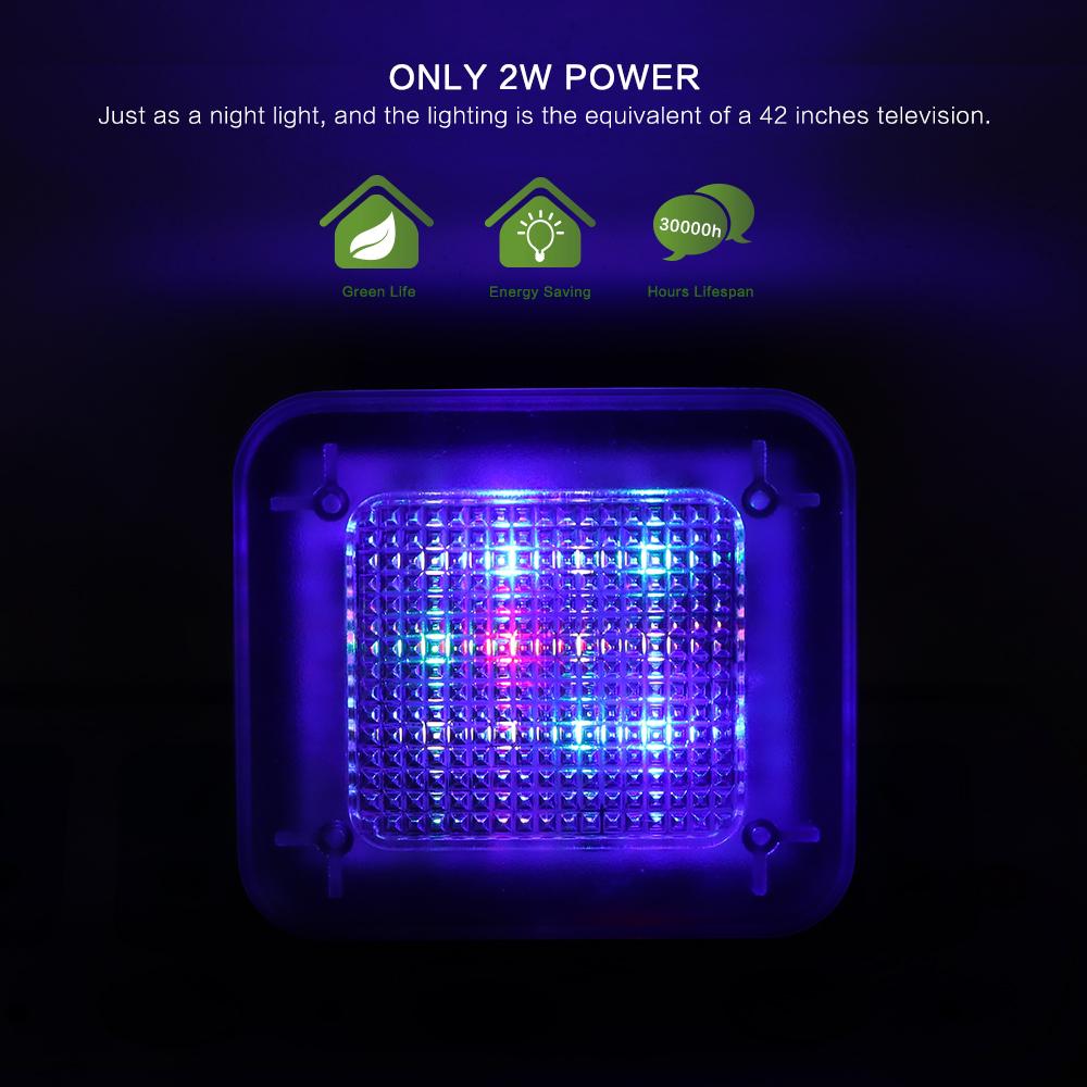 Bang good SH-20 Home Anti Burglar Alarm System Fake TV Simulator with Timer and Light Sensor LED Light