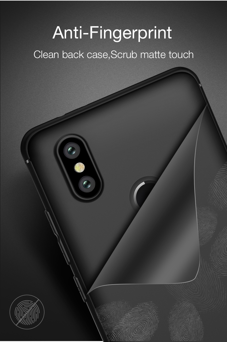 Bakeey Pudding Soft TPU Protective Case For Xiaomi Mi8 Mi 8