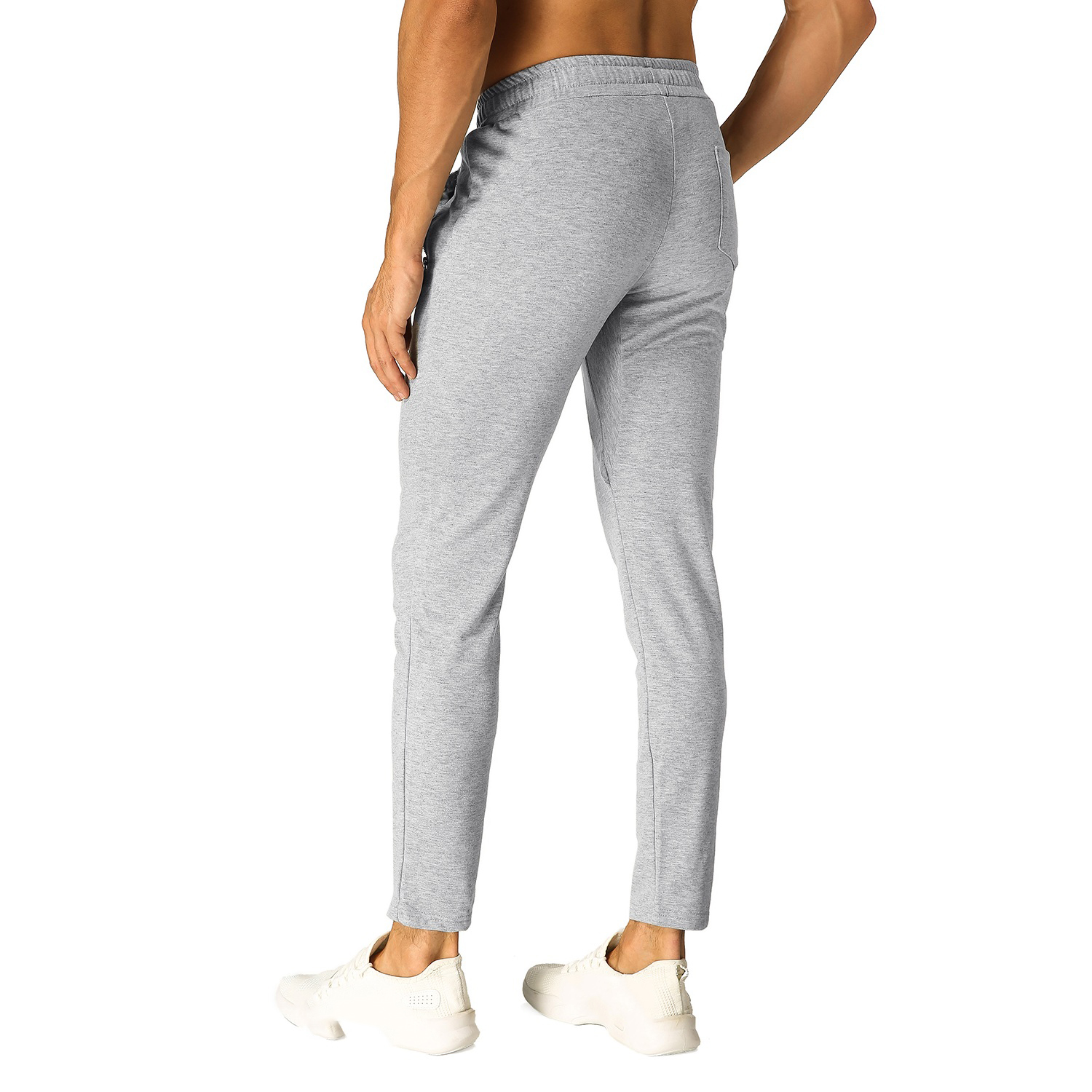 Men's Jogger Pants Sweatpants Casual Trousers Tracksuit Bottoms Sport Fitness Gym