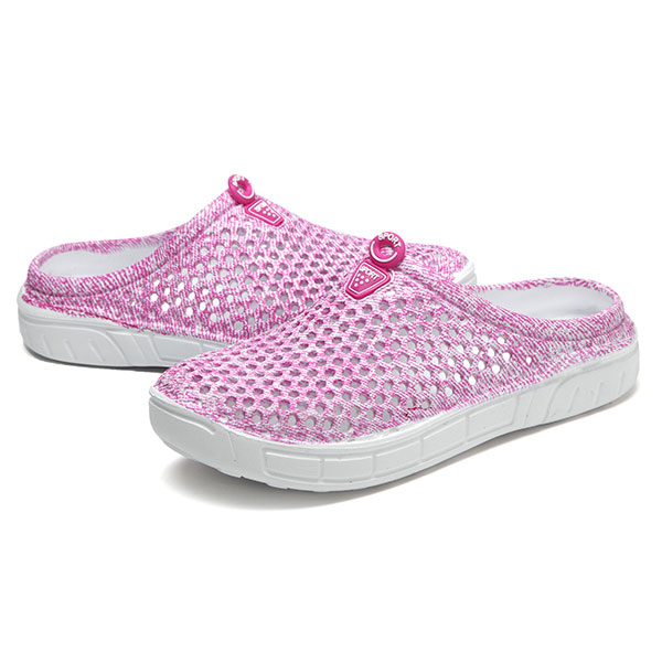 Casual Slip On Light Breathable Beach Flat Shoes