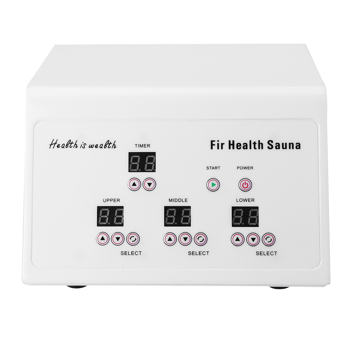 FIR Sauna Blanket Detox Home Spa Machine