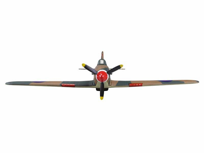 Hurricane MK.1A 700mm Wingspan EPS Warbird Fighter RC Airplane KIT