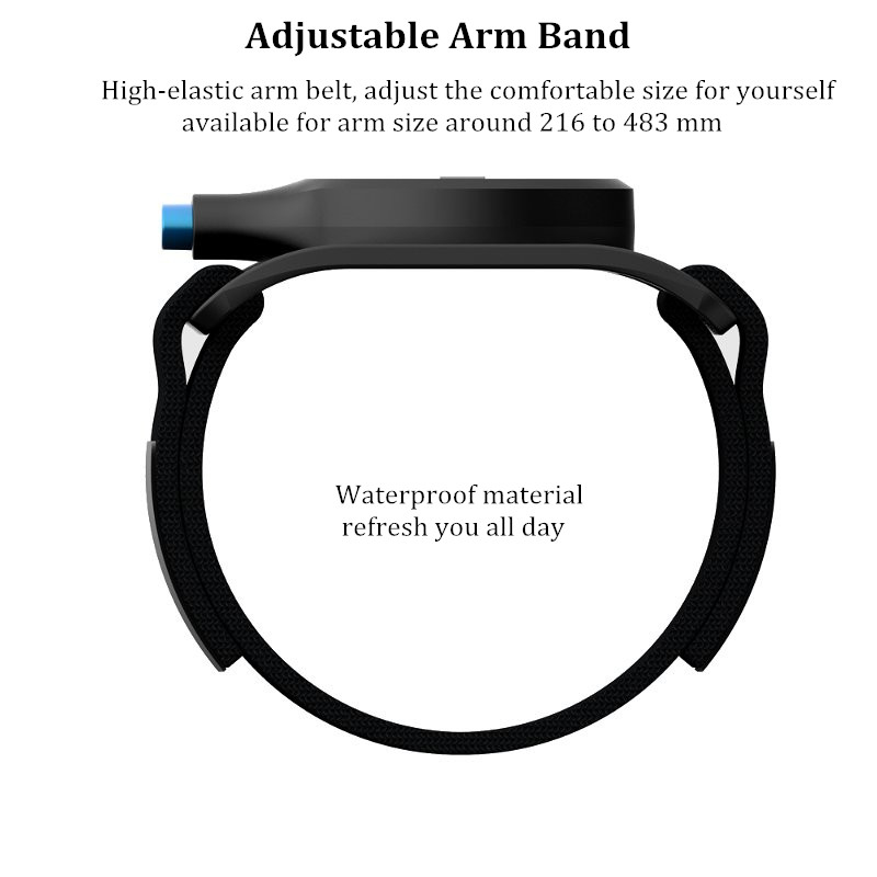 Universal Magnetic Outdoor Sport Running Cycling Light Weight Armband Arm Bag for Xiaomi iPhone