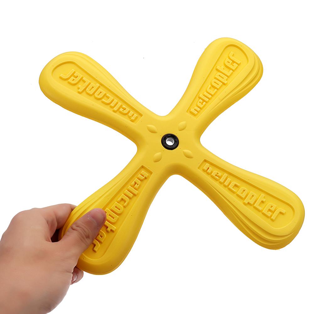 Softoys Eva Throw Boomerang Craft Toy Grasping Beach Play Toys Outdoor Play Toy
