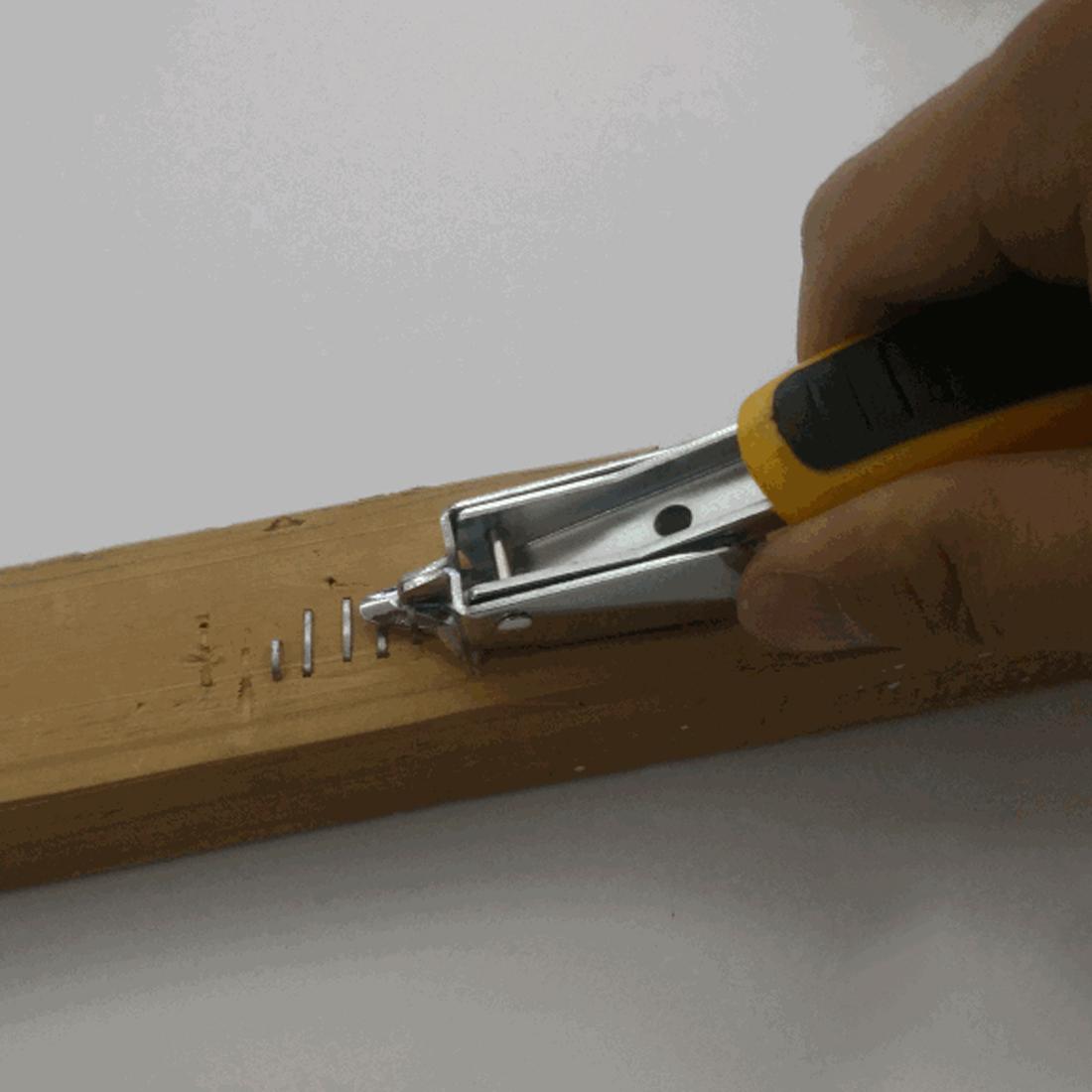 Multi tool Nail Staple Gun Furniture Stapler Gun For Wood Door Upholstery Framing Rivet Gun Kit Nailers Removing Tool