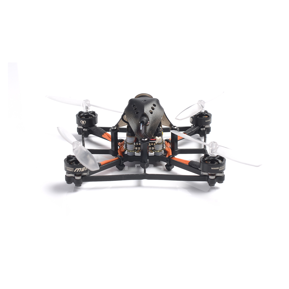 Diatone GTB229 105mm 2.5Inch 2S 8500KV/1000KV KababFPV Joint Design PNP FPV Racing RC Drone - Photo: 5