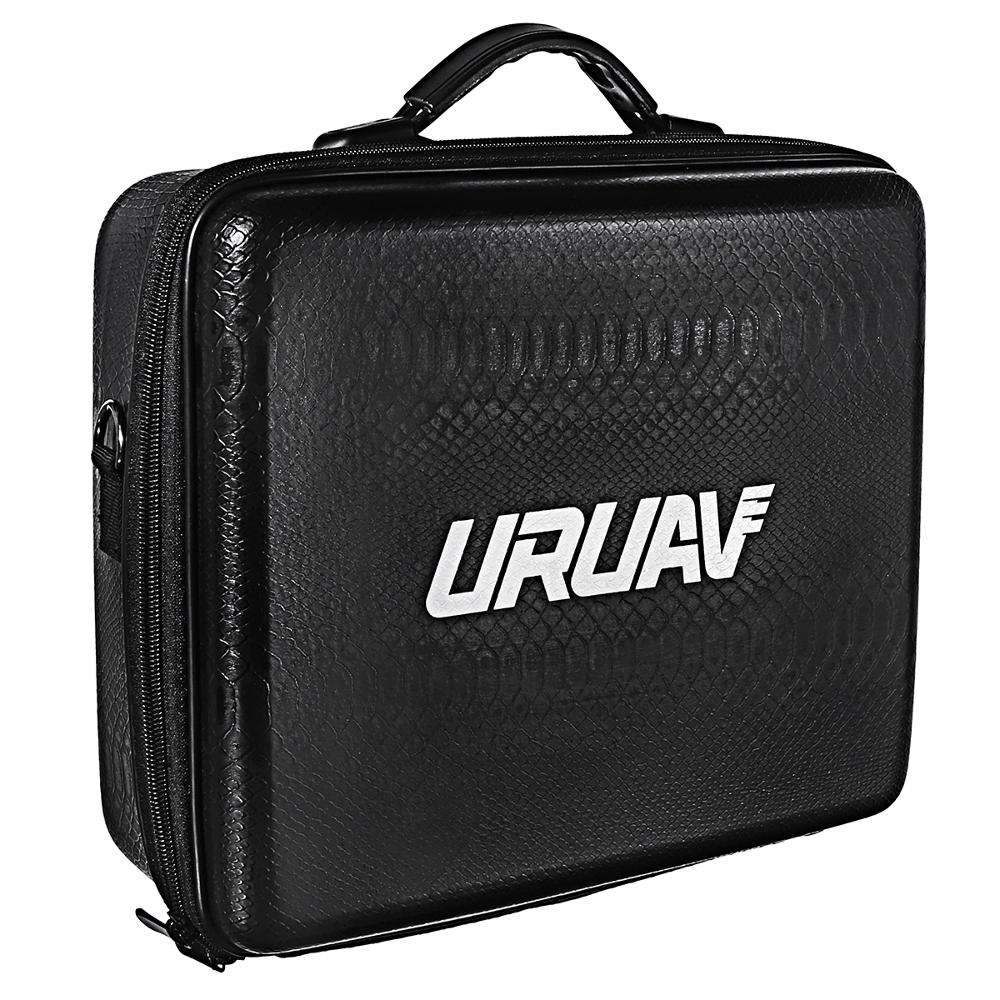 URUAV UR1 Handbag Shoulder Bag for Frsky Transmitter TRASHCAN US65 UR65 Mobula7 RC Drone