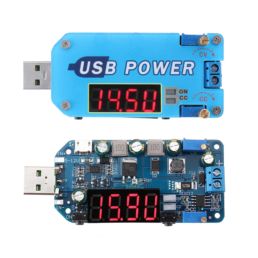 USB Power Boost Module