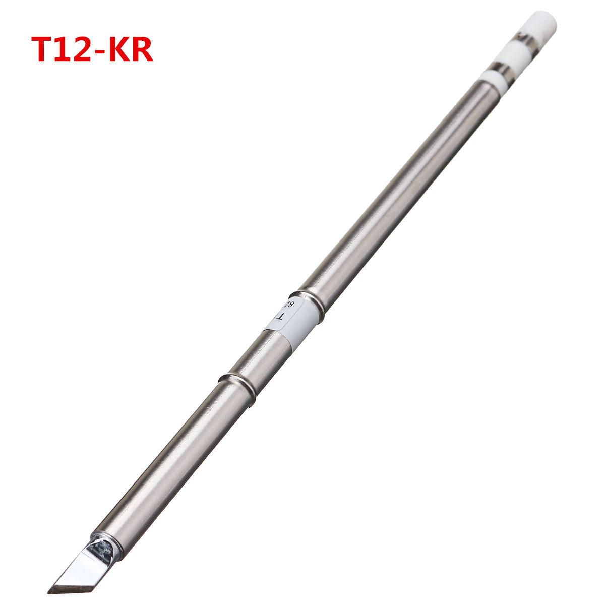 T12 Soldering Iron Tip Station Tip T12-JI02/KR/J02 for Hakko Solder Iron