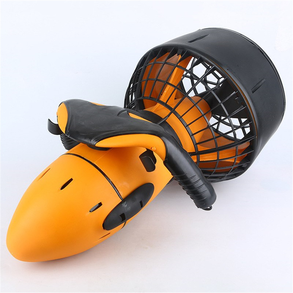 Waterproof 300W Electric Underwater Sea Scooter Dual Speed ​​Propeller Drving Pool Rc Submarine Toy - Photo: 6