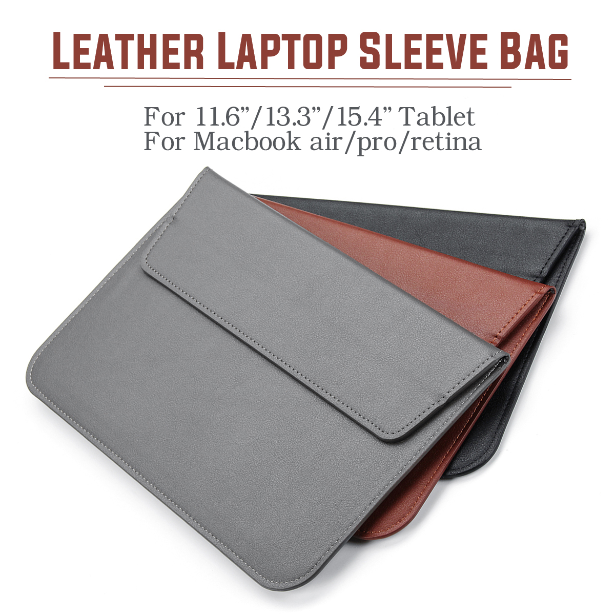 Sleeve Case Laptop Bag With Stand Holder For 11.6