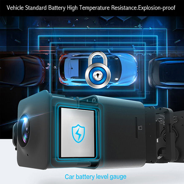 Autobot-G Car Camera DVR FHD 1080P Wifi Novatek Dashcam Video Recorder Blackbox Night Vision