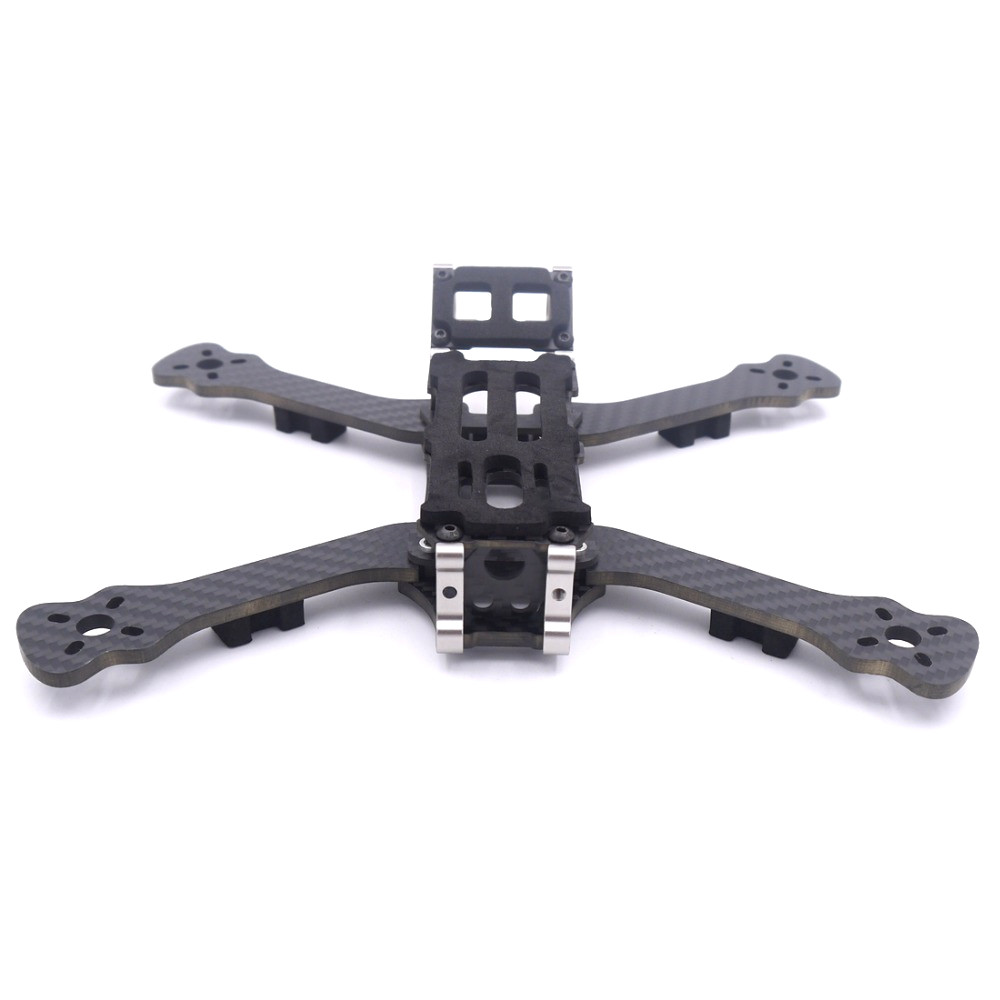Umbrella 5 Inch 230mm /6 Inch 250mm Aluminum Hardware Cage RC Drone Frame Kit