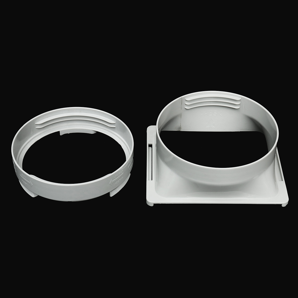 Air Conditioner Exhaust Hose Tube Adaptor For Portable Air ...