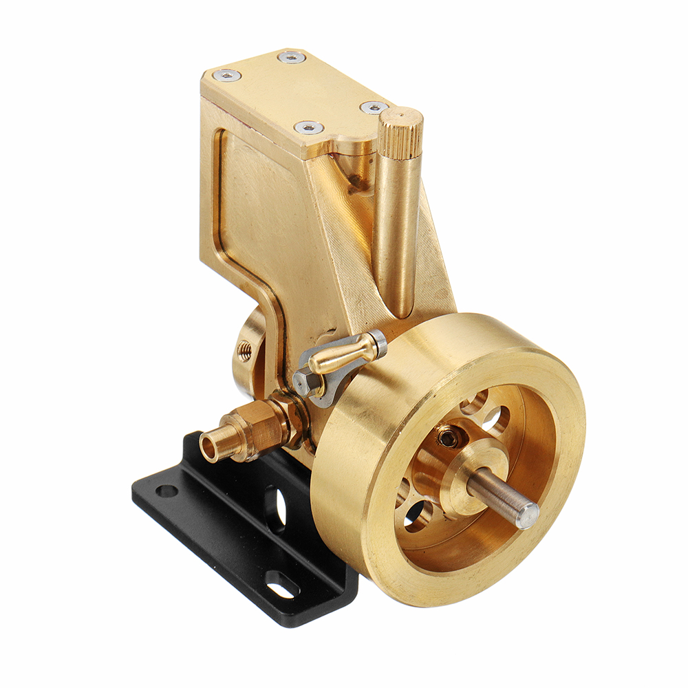 Microcosm G-1 Steam Engine Physics Model Gift Collection Science Developmental Toy DIY Project Part