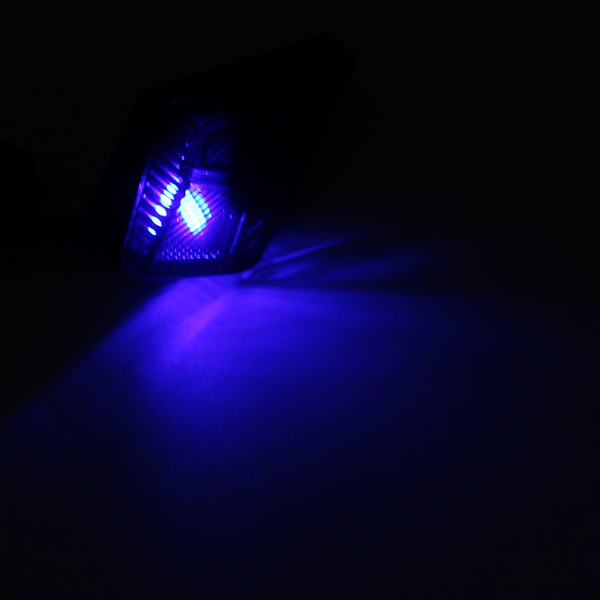 Motorcycle Lights Scooter Steel Ring Assist Lamp For GW250 CB190