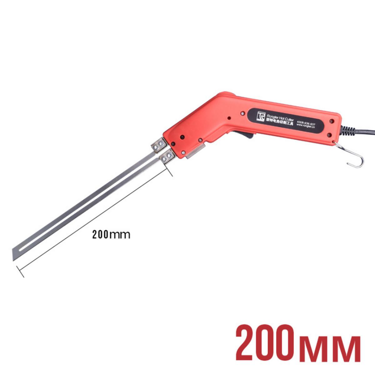 220v 200w Hot Knife Styrofoam Cutter Electric Foam Knife With Box