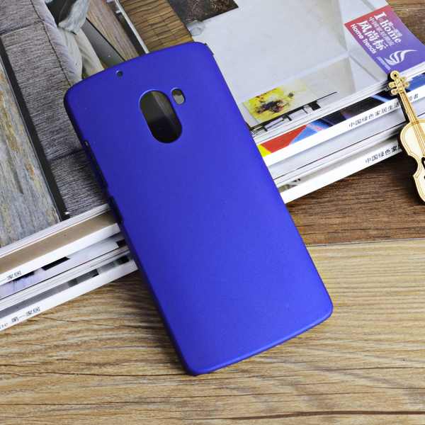 Dust-free Matte Frosted PC Back Hard Cover Case for Lenovo K4 Note
