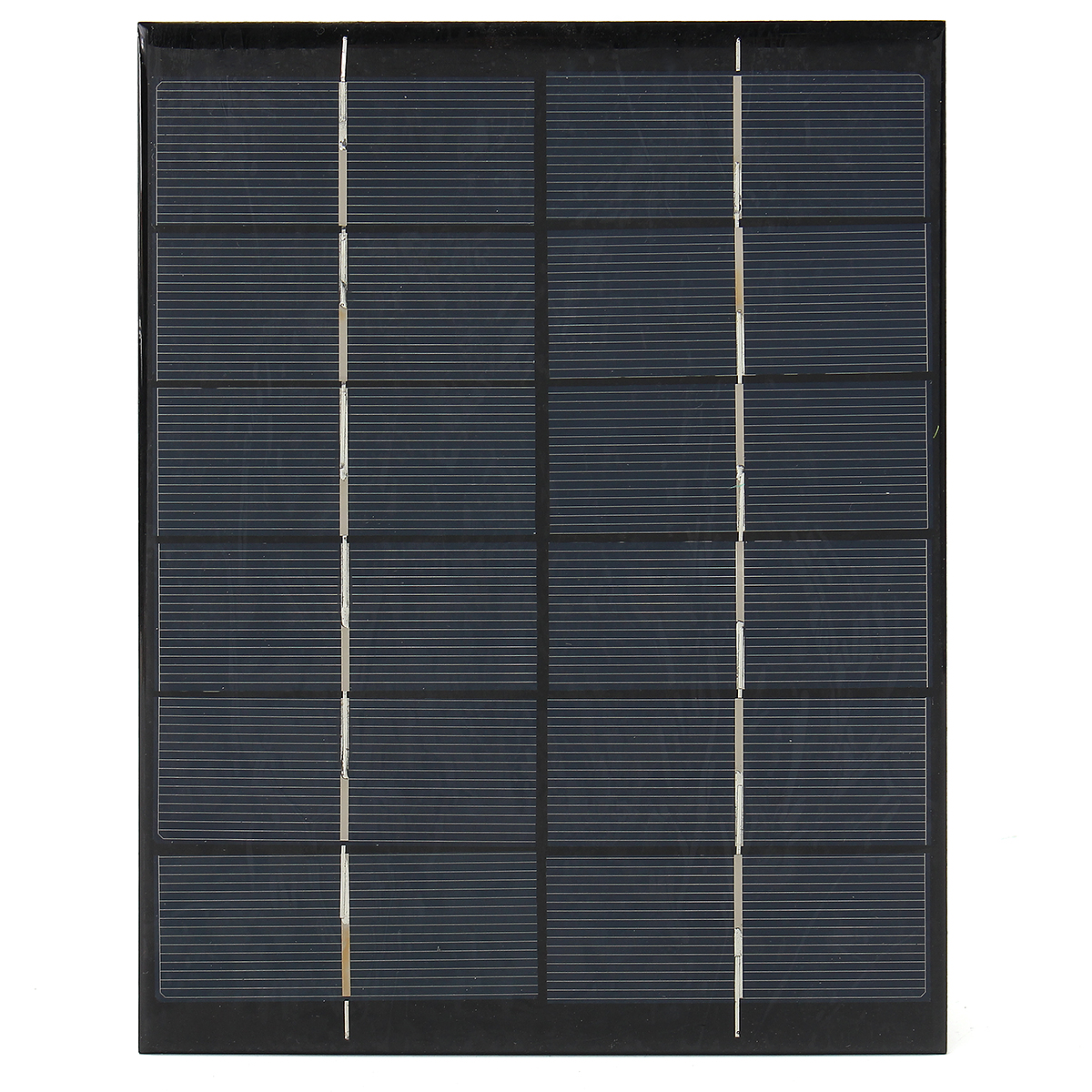 Durable 5.2W 6V Energy Mono Solar Panel Charger For Car Boat Power RV