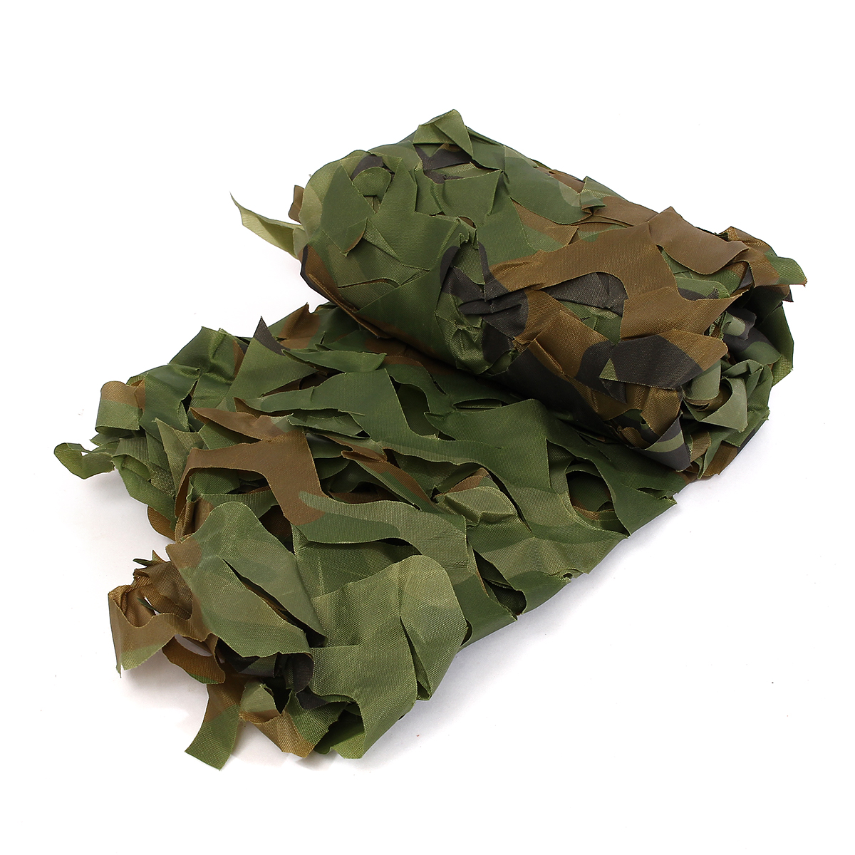 1mx1.5m Camo Netting Camouflage Net for Car Cover Camping Woodland Military Hunting Shooting