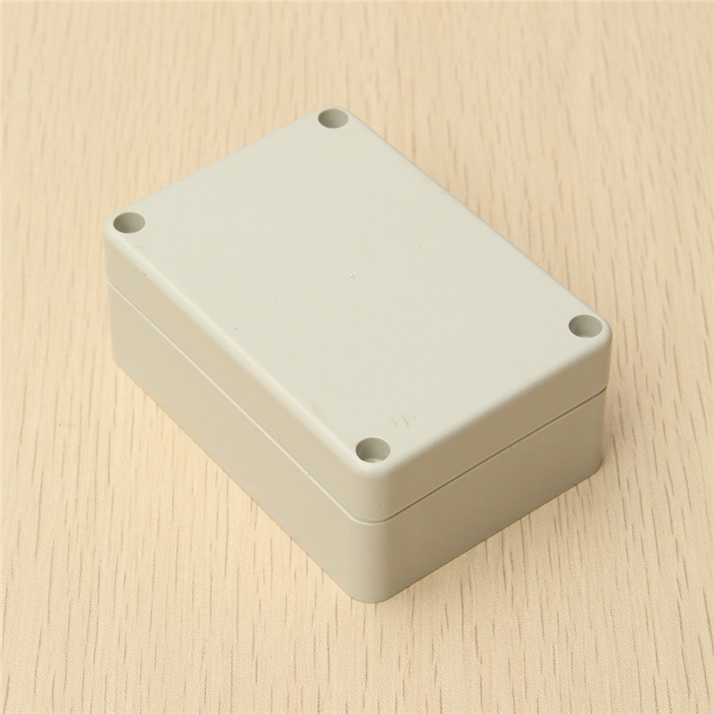 5Pcs 85x58x33mm Waterproof Cover Plastic Electronic Project Box Enclosure Case