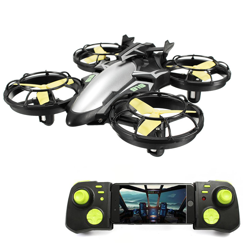 Flying3D FY919 Wifi FPV with Optical Positioning Somatosensory Direction Mode RC Drone Quadcopter RTF
