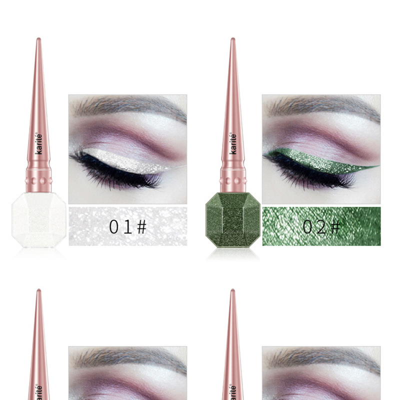 Glitter Eyeliner Liquid Makeup Eyes Liner Halloween