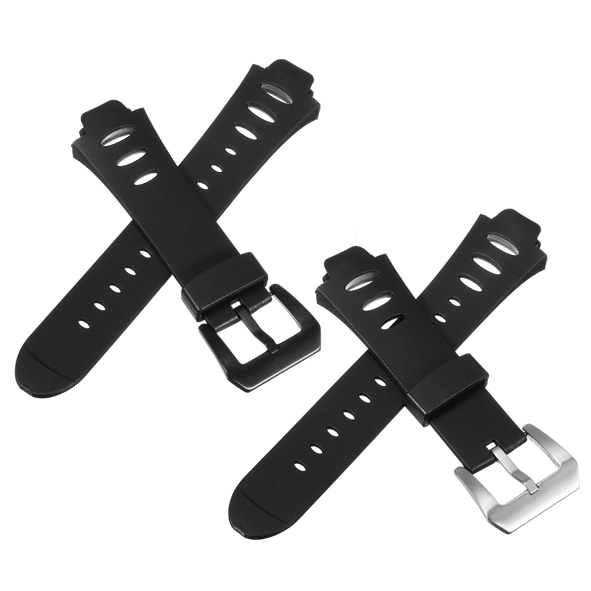 Rubber Replacement Watch Band Strap SS0S4723000 For SUUNTO OBSERVER SR X6HRM
