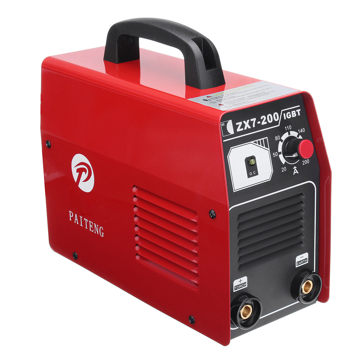Cnc Welding Supplier South Africa: 220V 3500W ZX7-200 Electric