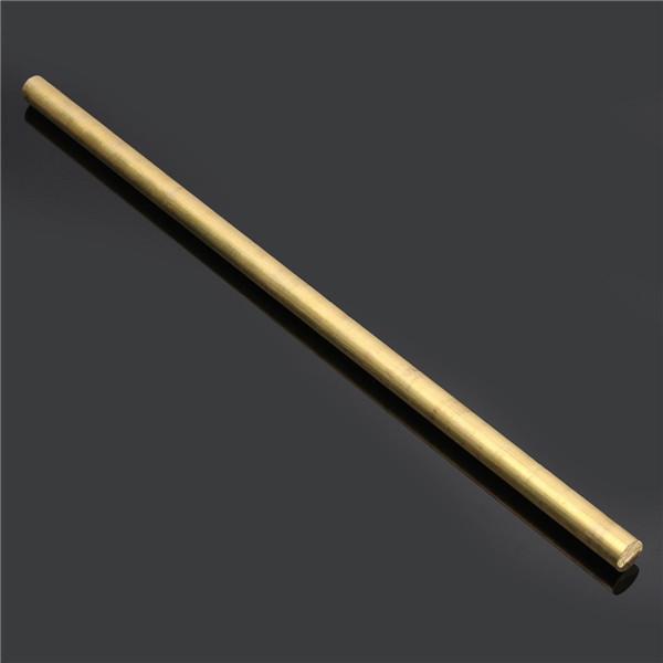 12mm x 100/200/330/500mm Brass Round Bar Rod Circular Tube