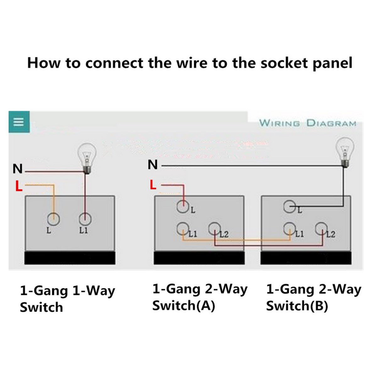 Ac 250v 10a Wall Socket Receptacle Power Adapter Charger Switch Dual 2 Way Wiring Diagram For Shipping Methods