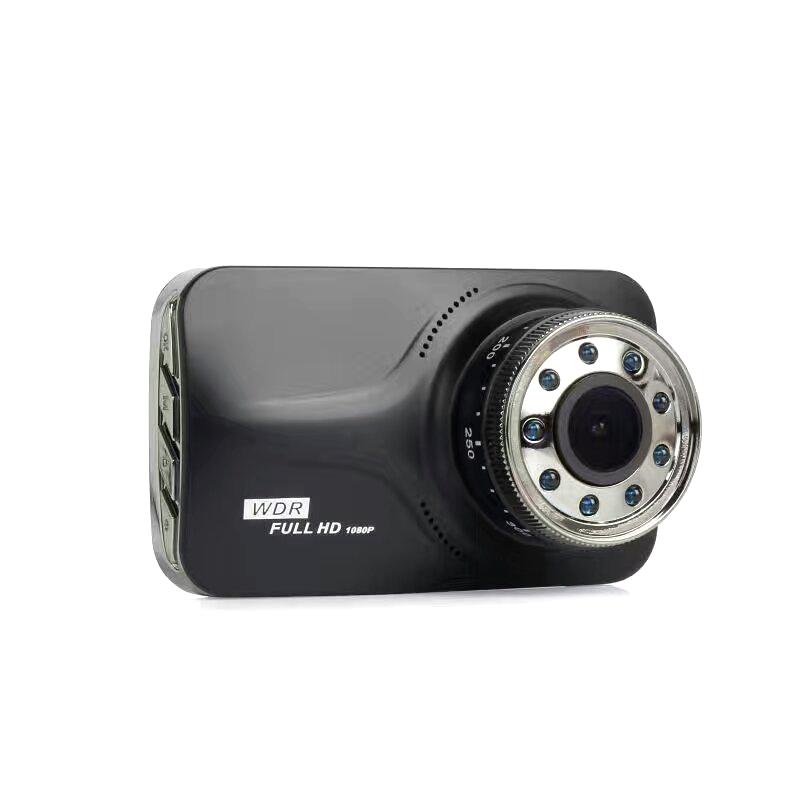 T639 Car Recorder Wide Degree Lens Angle Full HD 1080P Car DVR Camera