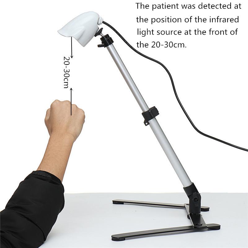 USB Vein Viewer Display Lights Imaging IV Medical Vascular Finder Adult 38